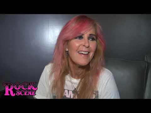 Lita Ford talks about her Rock Scene