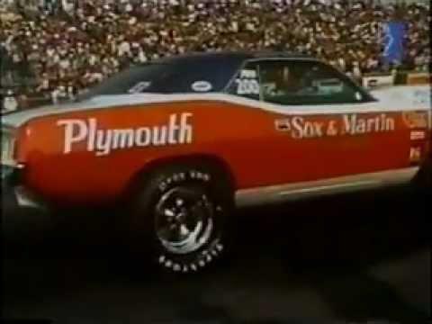 Dick Landy 1971 Dodge Pro-Stock Part 3