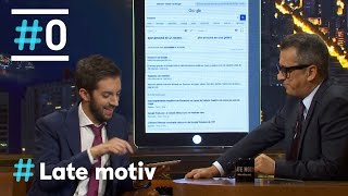 Late Motiv: Cómo hablar como David Broncano #LateMotiv159 | #0