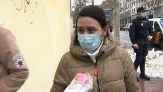 Testigos afirman que la explosión en la calle Toledo sonó como una