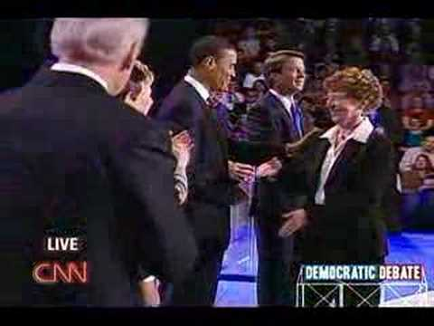 2007 NV CNN Democratic Debate (Part 1)
