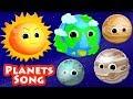 Hành tinh bài hát | trẻ em bài hát | hành tinh cho trẻ em | Planets Song