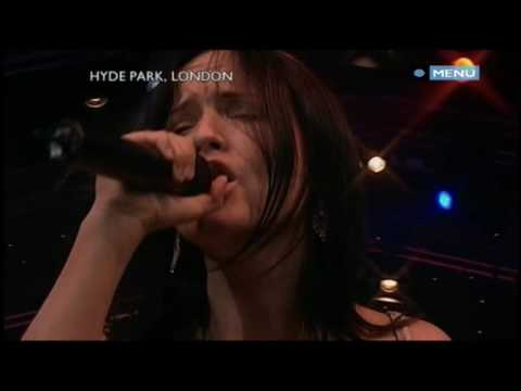 The Corrs - Long Night - Proms In The Park