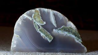 Как отличить крашенный агат (минерал)