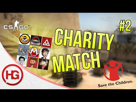 CS:GO YouTuber Charity Match - Map #2 - Mirage