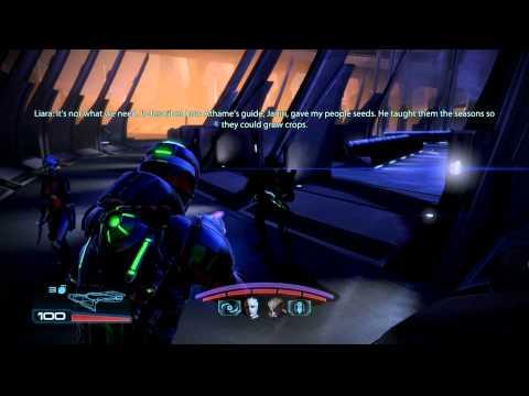 Mass Effect 3- Javik Reveals Asari Past!