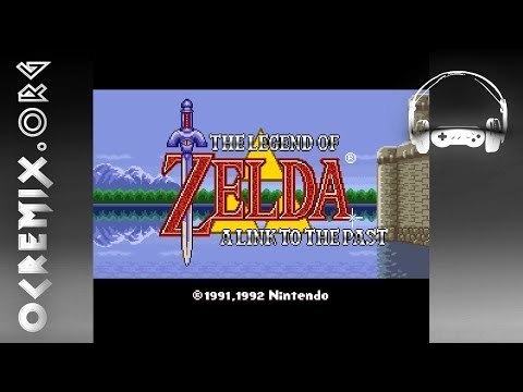 """Legend of Zelda: A Link to the Past ReMix by DDRKirby(ISQ): """"A Link to the Future"""" (#3612)"""