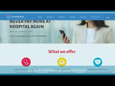 Cure Gateway   Your Medical Travel Concierge
