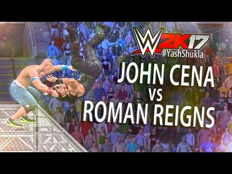 WWE 2K17 John