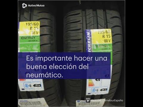 Ver en youtube el video Los neumáticos