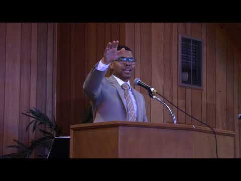 5-20-18 The We Generation Part 2  Pastor Bernard M.