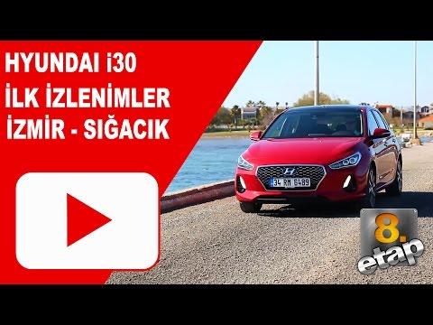 2017 Hyundai i30 İlk İzlenim
