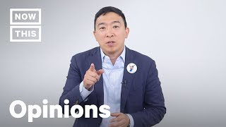 How Universal Basic Income Would Work, According to Andrew Yang | Opinions | NowThis