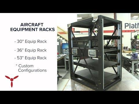Aircraft Equipment Racks - NAVAIR Certified