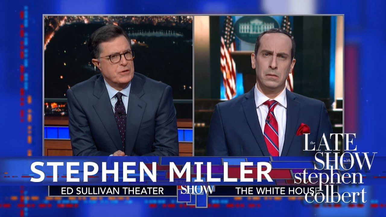 The New Stephen Miller