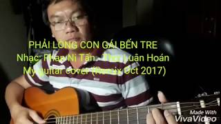 Phải lòng con gái Bến Tre - Guitar cover (Remix)