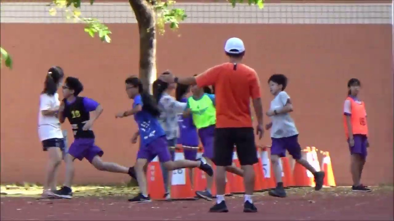 20200612國一班際路跑 迷你馬拉松競賽 - YouTube