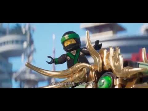 Ninjago Movie : Lloyd vs Garmadon Scene