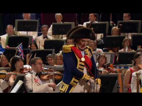 Rule Britannia  Last Night of the Proms 2009