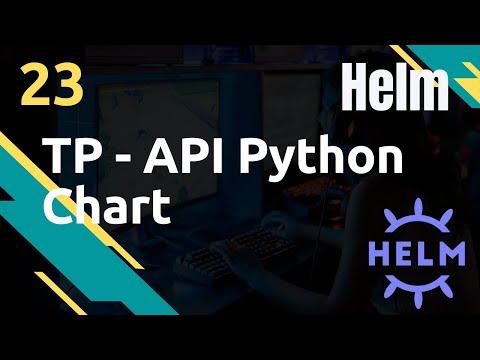 TP - Chart API Python - #Helm 23