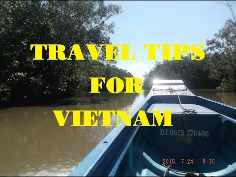 Travel tips for Vietnam # 5 - Discovery U Minh forest in Ca Mau, Vietnam by boat