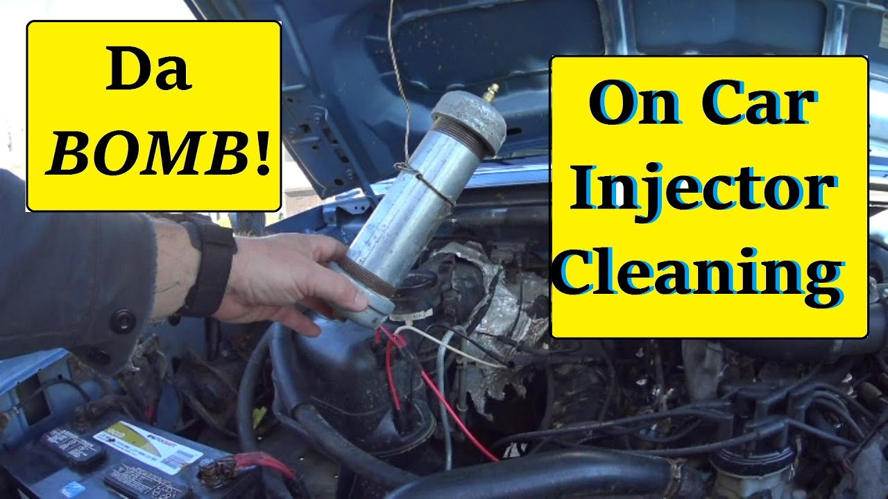Diy f250 fuel injector cleaning youtube diy f250 fuel injector cleaning solutioingenieria Image collections