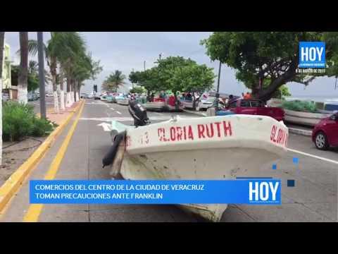 Noticias HOY Veracruz News 09/08/2017