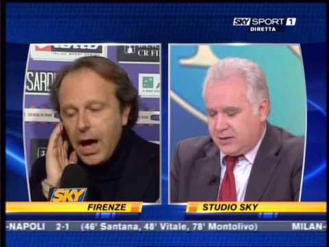 Litigio tra Della Valle e Mario Sconcerti 28/01/2009