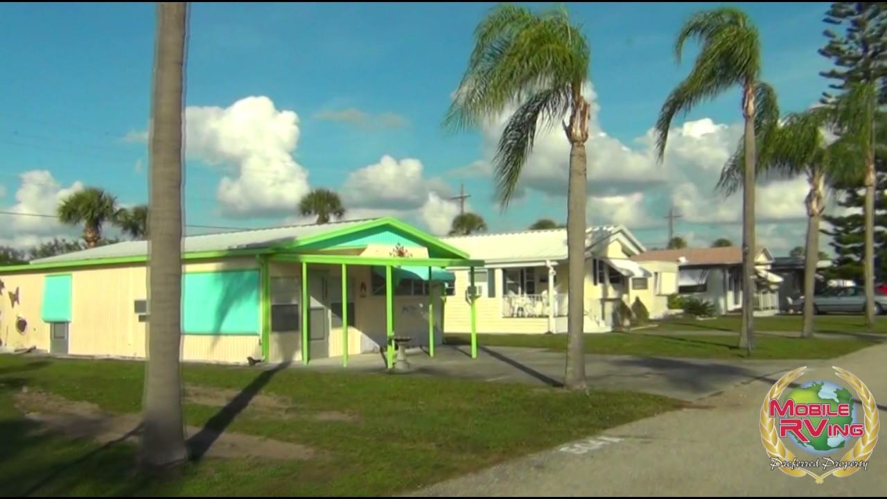 Hawaiian Isles RV Resort Ruskin Florida
