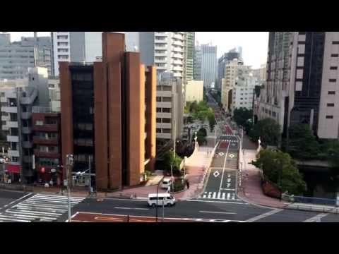 Daily 5PM Bells in Shibaura neighborhood of Tokyo