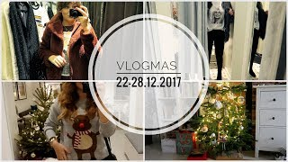 Vlogmas 22-28.12.2017 I Loveandgreatshoes
