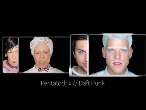 Pentatodrix (Side By Side) - Todrick Hall and Pentatonix