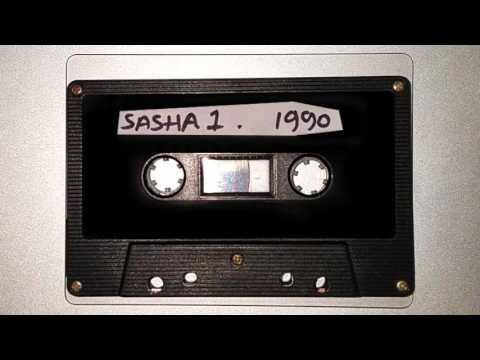 "DJ Sasha in Manchester - tape called ""Sasha 1"""