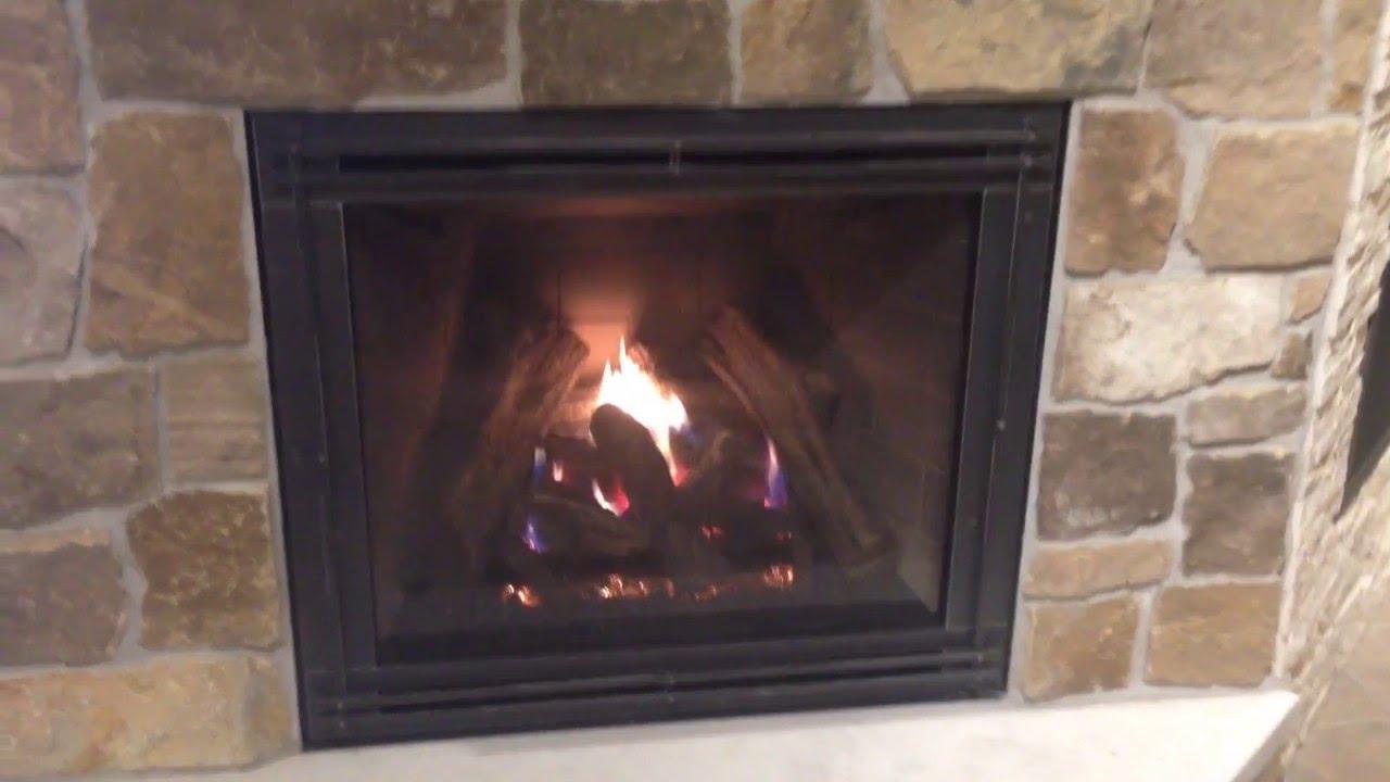 Kozy Heat Carlton 39 - YouTube