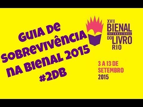 GUIA DE SOBREVIVÊNCIA – BIENAL DO RIO 2015