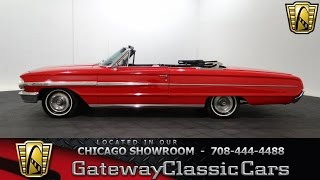 1964 Ford Galaxie Gateway Classic Cars Chicago #1082