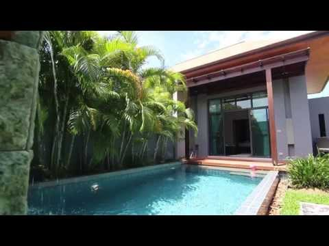 1 Bedroom Phuket Villas For Rent - Anon Villa - Thailand Holiday Homes