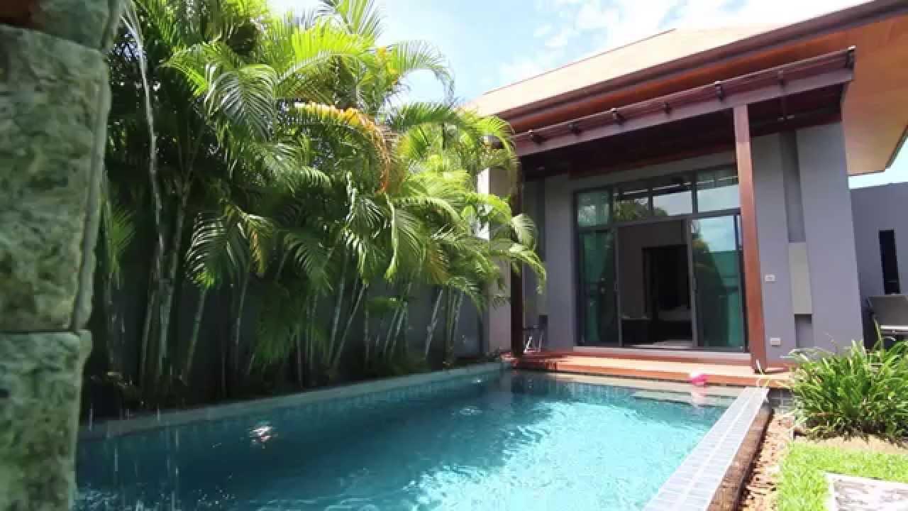 1 Bedroom Phuket Villas For Rent Anon Villa Thailand Holiday Homes