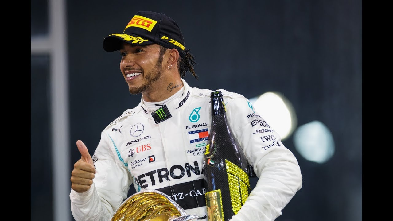 A Lewis Hamilton Masterclass In Abu Dhabi By Peter Windsor
