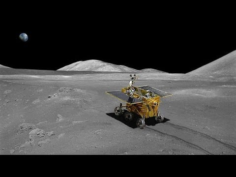 China's Probe Chang'e 4 Lands on Far Side of Moon Hqdefault