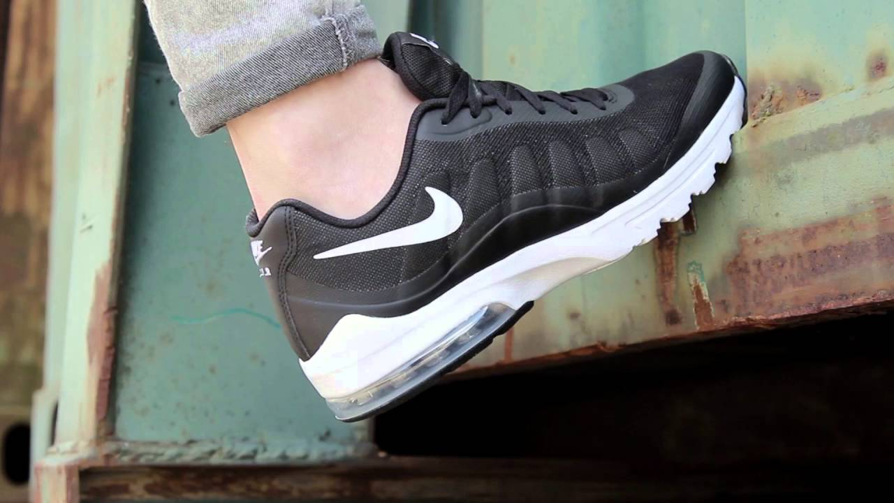 Nike AIR MAX - INVIGOR - All Black