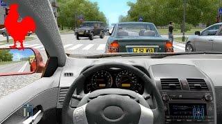 City Car Driving - Toyota Corolla