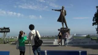 羊ヶ丘展望台 @北海道札幌市 Hitsujigaoka View Spot in Sapporo Hokkaido