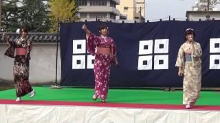 きみともキャンディ 2016.11.20 丸亀城キャッスルフェスタにて【ライブ】