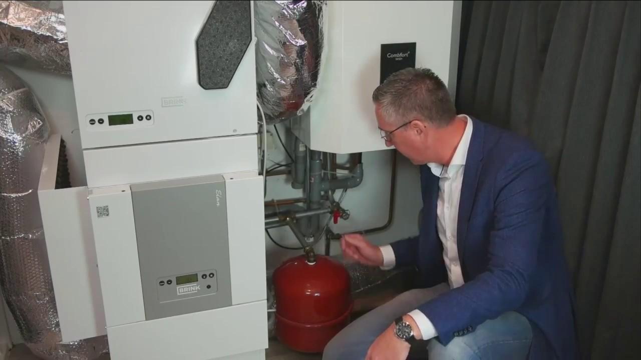 Zeer Condensafvoer CV-ketel - YouTube MW34
