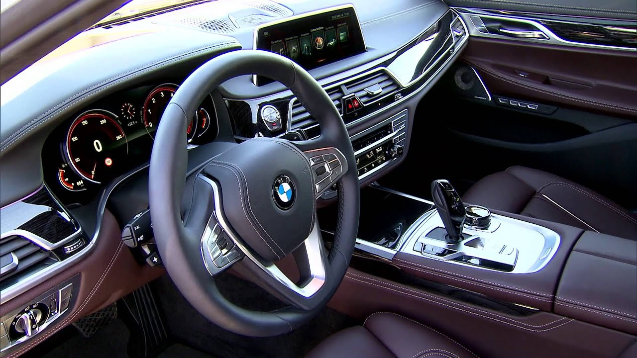 Bmw 535I Xdrive >> 2016 BMW 750Li M Sport - Interior - YouTube