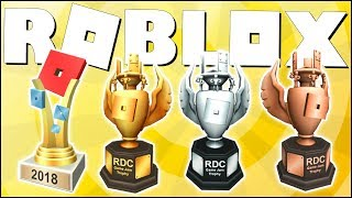 WHAT ARE THE NEW TROPHIES THAT ROBLOX ADDED? 🏆😍