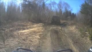 en jeep avec danny sul 2x4