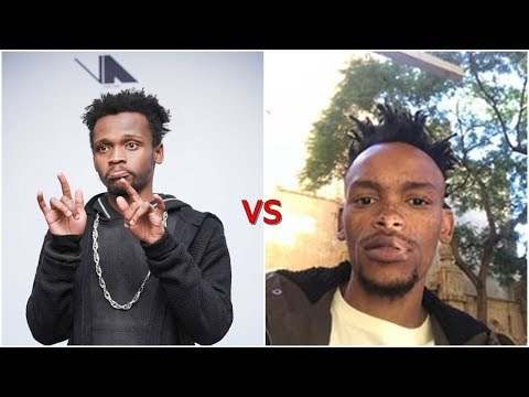 Flex Rabanyan clowns Nota (Kwesta's Manager) after he called his music video trash.