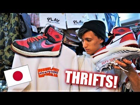 BAPE, SUPREME, YEEZYS, AIR JORDANS and MORE! (Japan Vlog)
